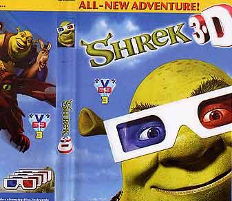 Shrek en tercera dimensión